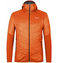 Salewa Sternai Tirol Wool - Hybridjacke - Herren, Orange