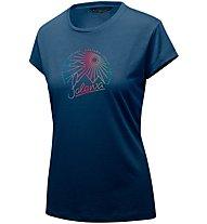 Salewa Sunrise Dri-Release - T-shirt trekking - donna, Blue