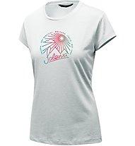Salewa Sunrise Dri-Release - T-Shirt Bergsport - Damen, White