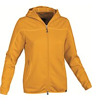 Salewa Surya Fleecejacke Damen, Yellow