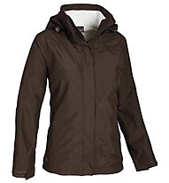 Salewa Terra GORE-TEX Doppeljacke Damen, Chocolate