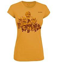 Salewa The Nugget Klettershirt Damen, Orange
