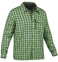 Salewa Therma Flanellhemd Langarm, Green