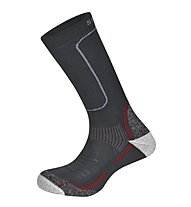Salewa Trek Balance Socks (2015) Calzini lunghi trekking, Carbon