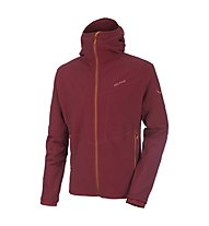 Salewa Tridentina PTC Full-Zip Hoody, Velvet Red