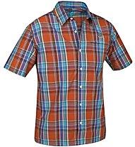 Salewa Triumph DRY AM Shirt S/S, Orange