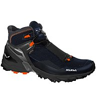 Salewa Ultra Flex Mid - GORE-TEX Trailrunningschuh - Herren, Black