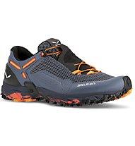 Salewa Ultra Train 2 - scarpe trail running - uomo, Grey/Orange