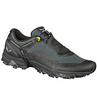 Salewa Ultra Train 2 - scarpe trail running - uomo, Black