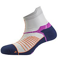 Salewa Ultra Trainer sock, Grey/Blue