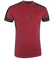 Salewa Val - T-shirt trekking - uomo, Red