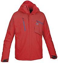 Salewa Valscura Powertex PrimaLoft - giacca da sci - uomo, Flame
