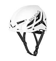 Salewa Vayu 2.0 - casco arrampicata, White