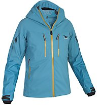 Salewa Veda PTX 3L M Jacket, Light Blue
