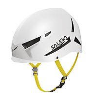 Salewa Vega - Kletterhelm - Herren, White/Yellow