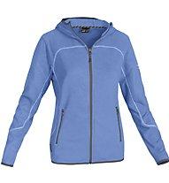 Salewa Vesuvian PL - giacca in pile trekking - donna, Blue