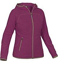 Salewa Vesuvian PL - giacca in pile trekking - donna, Pink