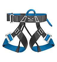 Salewa Via Ferrata EVO - Klettergurt, Black/Blue