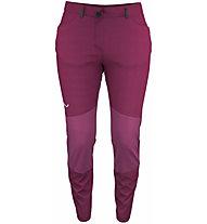 Salewa W Alpine Hemp Light - pantaloni lunghi alpinismo - donna, Purple