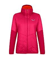 Salewa W Sternai Tirol Wool® JKT - Hybridjacke - Damen, Pink