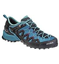 Salewa Wildfire Edge - scarpa avvicinamento - donna, Blue