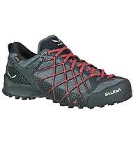 Salewa Wildfire GTX - scarpe da avvicinamento - uomo, Black