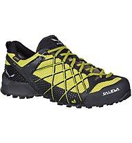 Salewa Wildfire GORE-TEX - Zustiegschuh - Herren, Black/Yellow