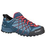 Salewa Wildfire GTX - scarpe da avvicinamento - uomo, Blue