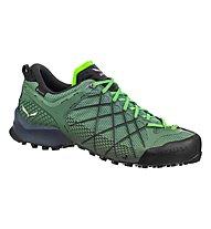 Salewa Wildfire GTX - scarpe da avvicinamento - uomo, Green