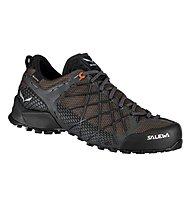 Salewa Wildfire GTX - scarpe da avvicinamento - uomo, Black/Brown