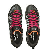 Salewa Wildfire - GORE-TEX Zustiegschuh - Damen, Black
