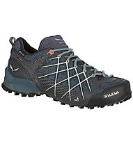 Salewa Wildfire - GORE-TEX Zustiegschuh - Damen, Dark Green