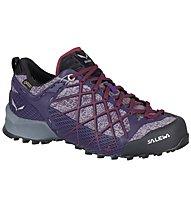Salewa Wildfire GTX - scarpe da avvicinamento - donna, Violet