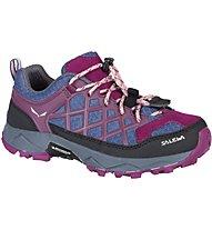 Salewa Wildfire - scarpe da trekking - bambino, Violet