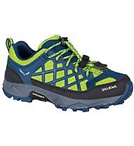 Salewa Wildfire - scarpe da trekking - bambino, Green