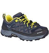 Salewa Wildfire - scarpe da trekking - bambino, Blue