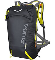 Salewa Winter Train 26 BP - zaino scialpinismo, Black/Yellow