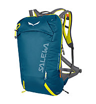 Salewa Winter Train 26 BP - zaino scialpinismo, Blue/Yellow