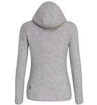 Salewa Woolen 2L - Strickjacke mit Kapuze - Damen, Grey