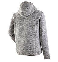 Salewa Woolen 2L - giacca con cappuccio - uomo, Grey