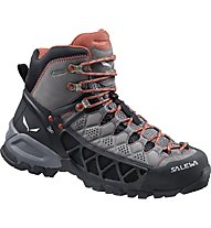 Salewa WS Alp Flow GORE-TEX, Charcoal/Indio
