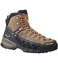 Salewa Alp Flow GTX - scarpe da trekking - donna, Brown
