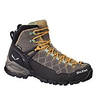 Salewa Alp Trainer Mid GORE-TEX Scarpe trekking donna, Brown