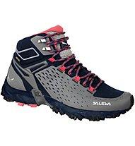 Salewa Alpenrose Ultra Mid - GORE-TEX Trekkingschuh - Damen, Grey