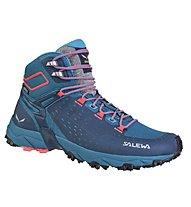 Salewa Alpenrose Ultra Mid - GORE-TEX Trekkingschuh - Damen, Blue