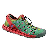 Salewa Capsico - Sandali trekking - donna, Green/Red