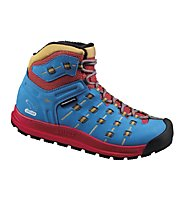 Salewa Capsico Mid Insulated - Scarpe da trekking - donna, Blue