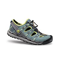 Salewa WS Heelhook, Juniper/Marsh