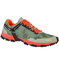 Salewa Lite Train - scarpe trail running - donna, Green