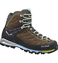 Salewa MTN Trainer Mid GTX - Scarpe da trekking - donna, Brown